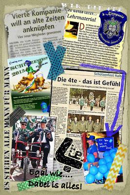Beitrag Programmheft Königsehrenabend 2015