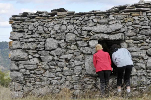 S'interroger sur le patrimoine bâti du Causse Méjean