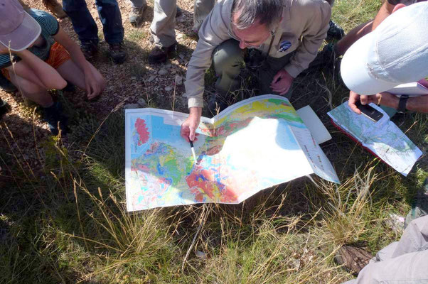 Apprendre. Sortir guidés par le Parc National des Cévennes