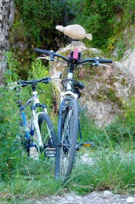 Partir en vélo ou faire du VTT dans les Gorges du Tarn