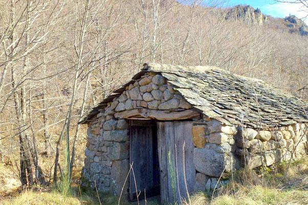 Croiser les cabanes de berger