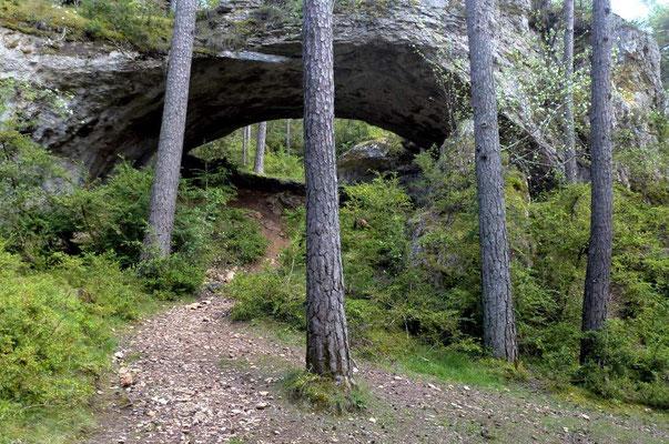 Se promener autour des patrimoines naturels : Arcs de Saint Pierre