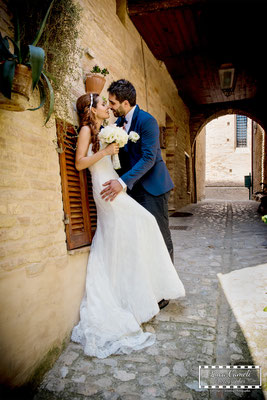 Wedding Photo: Serana & Andrea ~ Just Married!