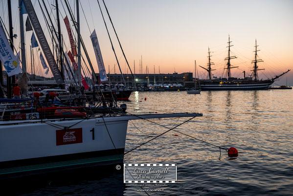 Trieste - Barcolana50, Le Rive