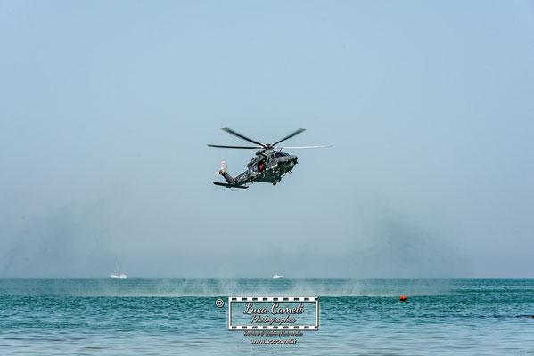 Air Show - Elicottero HH139Am - 15° Stormo Aeronautica Militare di Cervia - San Benedetto del Tronto