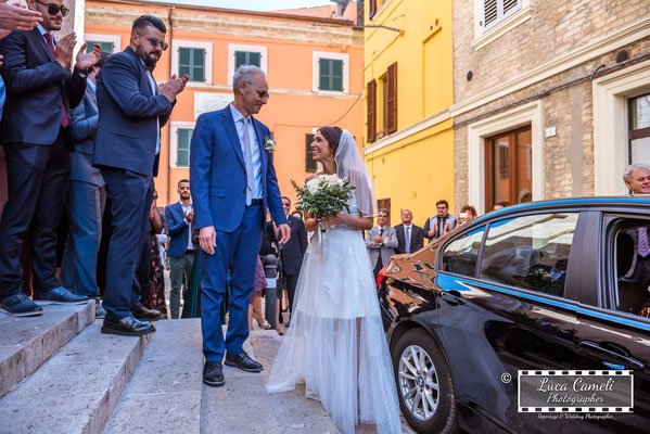 Wedding Photo: Emanuele & Arianna ~ Just Married!