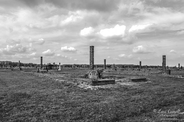 Birkenau, Auschwitz II. Per Non Dimenticare - 27 Gennaio - Giorno Della Memoria. © Luca Cameli Photographer