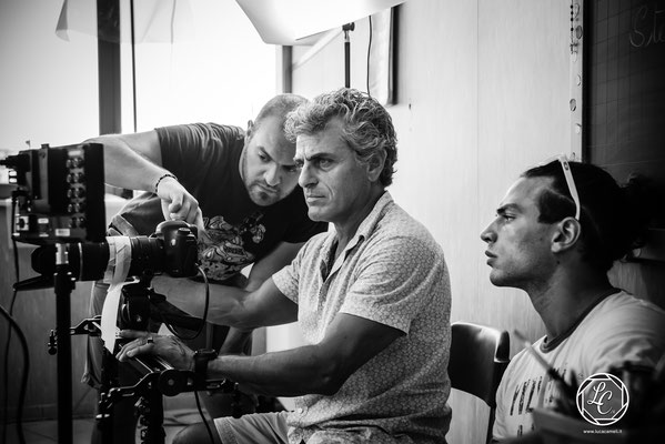"""Banco Alimentare ~ Spot """"Il Dono"""", foto di scena/backstage. © Luca Cameli Photographer"""