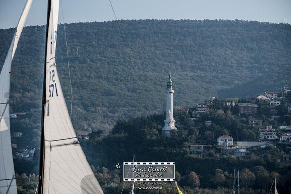 Trieste - Barcolana50, Regata Barcolana, Faro Della Vittoria