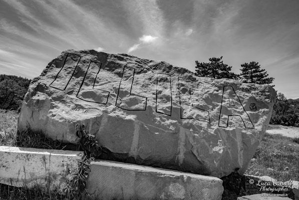 Lo Stato Delle Cose: Terremoto Centro Italia 5 Anni Dopo. Illica, zona rossa. © Luca Cameli Photographer