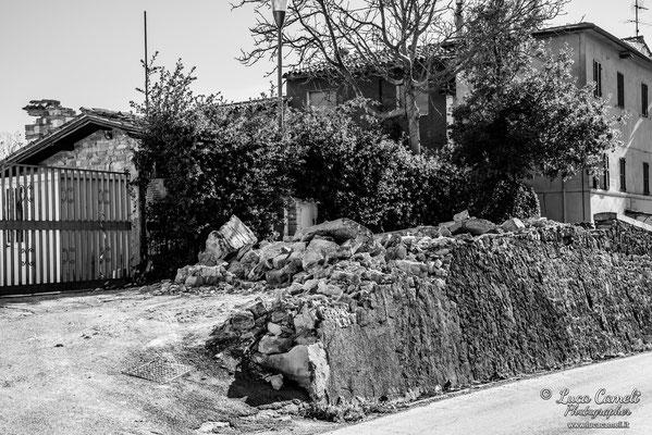 Terremoto Centro Italia. Camerino, novembre 2016. © Luca Cameli Photographer