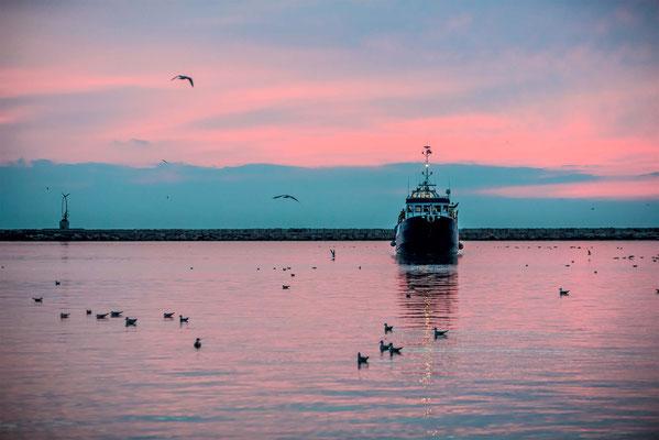 Ascoltando il silenzio del porto - Concept, San Benedetto del Tronto