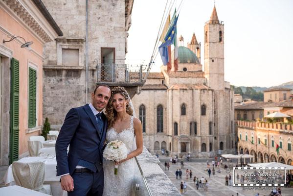 Wedding Photo: Daniele & Eleonora ~ Just Married!