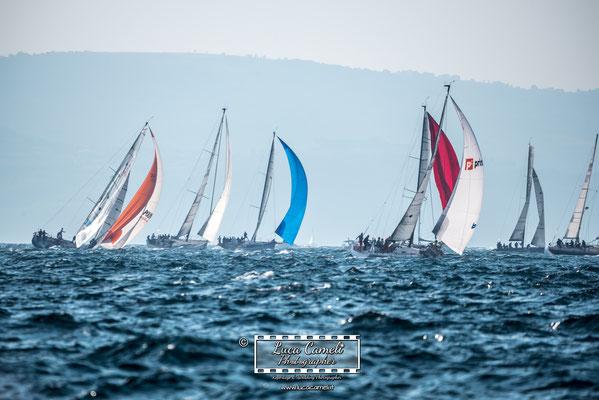 Trieste - Barcolana50, Regata Barcolana
