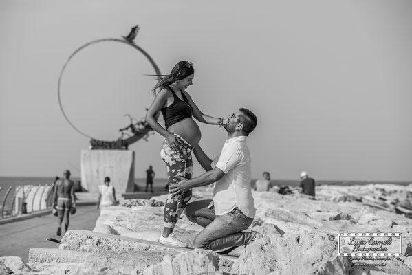 Roberto, Silvia e Micol - Premaman ~ San Benedetto del Tronto
