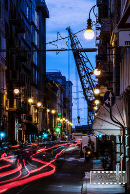 "Trieste, Via Valdirivo - URSUS. ""Frenesia verso l'URSUS"" © Luca Cameli Photographer"