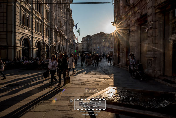 Trieste - Barcolana50, Piazza Della Borsa