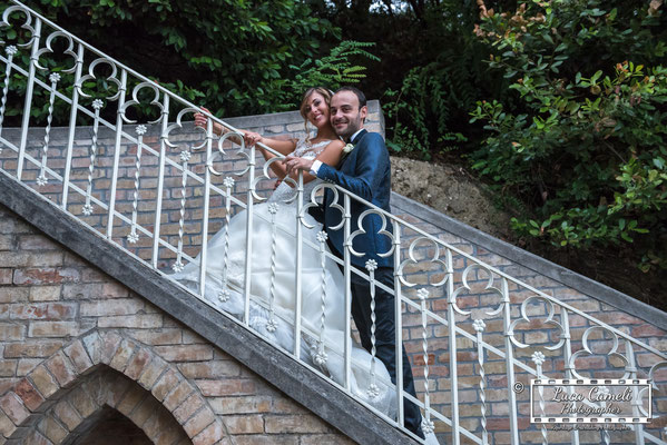 Wedding Photo: Roberto & Tania ~ Just Married!