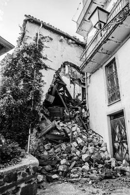 Terremoto Centro Italia. Arquata del Tronto, settembre 2016. © Luca Cameli Photographer