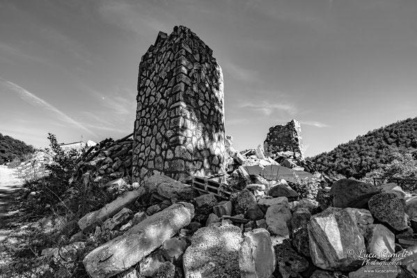 Lo Stato Delle Cose: Terremoto Centro Italia 5 Anni Dopo. Capodacqua, zona rossa. © Luca Cameli Photographer