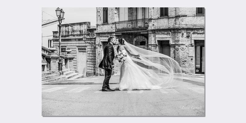 Pierluigi & Martina - W gli sposi! Colonnella. © Luca Cameli Photographer