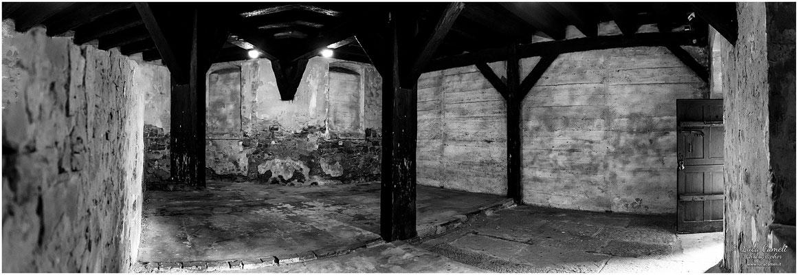 Risiera di San Sabba, Trieste. Stanza della morte. Per Non Dimenticare ~ Giorno Della Memoria, 27 Gennaio. © Luca Cameli Photographer