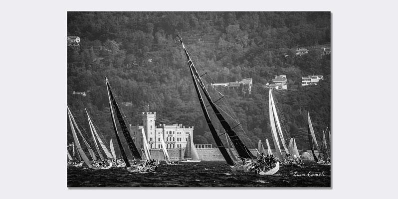 #BARCOLANA50 - Castello Miramare, Trieste. © Luca Cameli Photographer