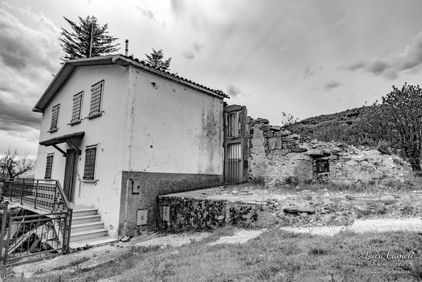 Lo Stato Delle Cose: Terremoto Centro Italia 5 Anni Dopo. Pretare, zona rossa. © Luca Cameli Photographer
