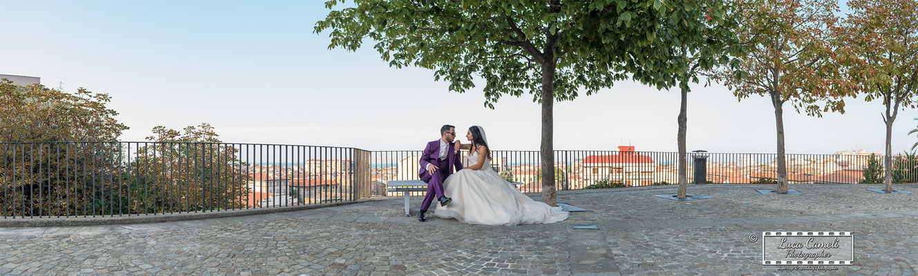 Wedding Photo: Marco & Martina ~ Just Married!