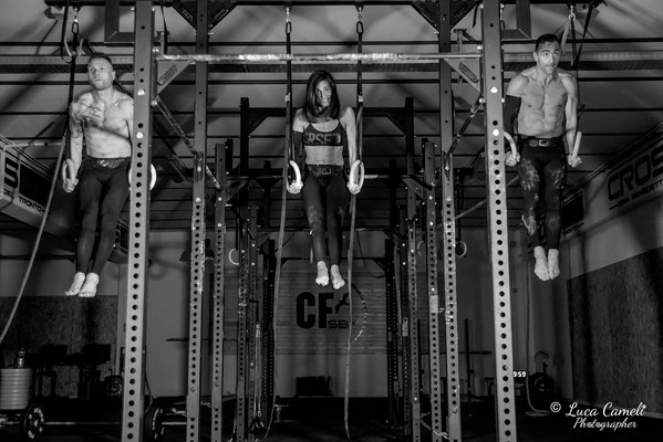 Baby Sport BH - Crossfit San Benedetto del Tronto. © Luca Cameli Photographer