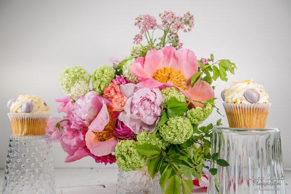 Elewedding Floral Designer Wedding & Yoghi Pasticceria - Cake Design, Grottammare - Ascoli Piceno. © Luca Cameli Photographer