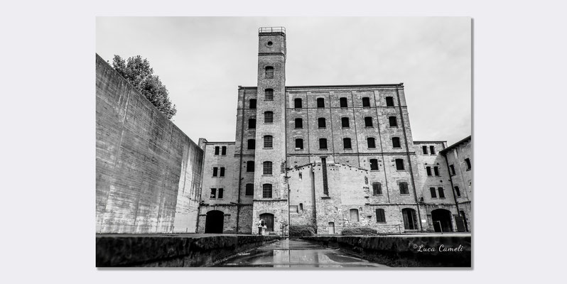 """Risiera di San Sabba, Trieste - Per Non Dimenticare. 27 Gennaio - Giorno della memoria - """"Impronta indelebile"""" Selezionato VENICE INTERNATIONAL ART FAIR 2020. © Luca Cameli Photographer"""