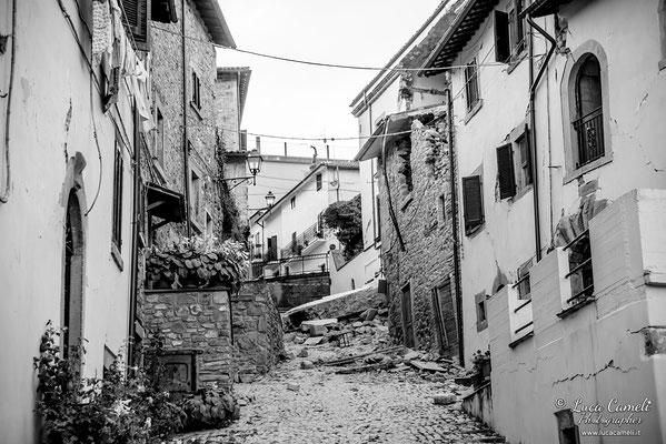 Terremoto Centro Italia. Accumoli, agosto 2016. © Luca Cameli Photographer