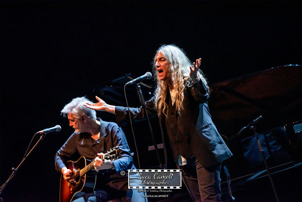 Patti Smith - Politeama Rossetti, Trieste