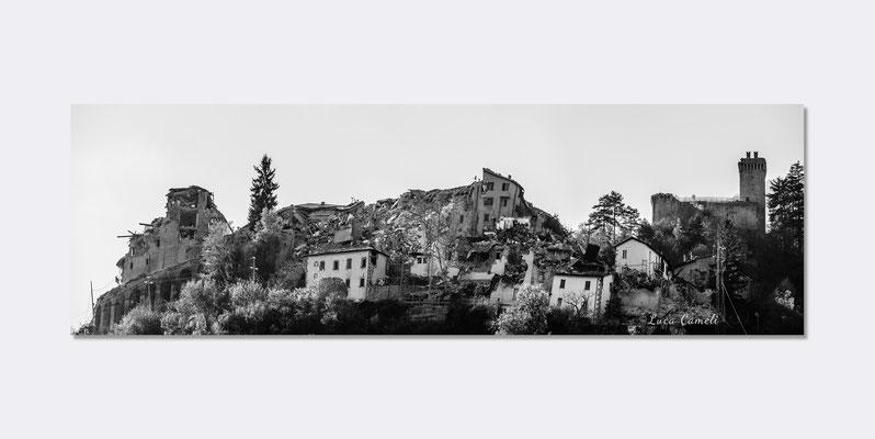 Terremoto Centro Italia 2016 - Per Non Dimenticare, Arquata del Tronto. © Luca Cameli Photographer