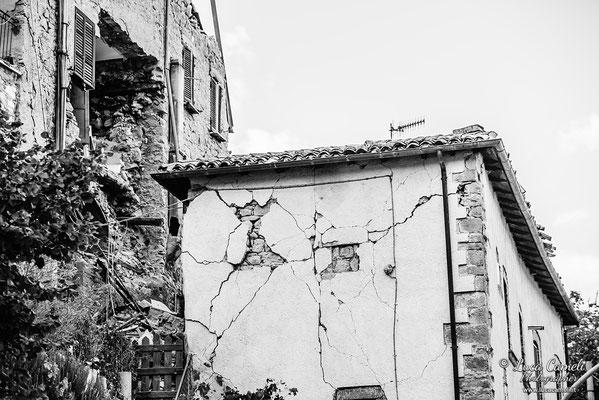 Terremoto Centro Italia. Arquata del Tronto, agosto 2016. © Luca Cameli Photographer