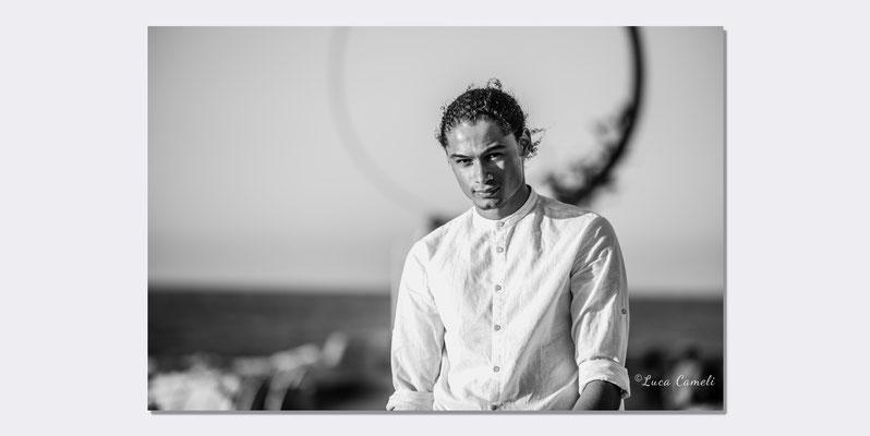 Leo Manzari From New York - Portraits Photo, San Benedetto del Tronto. © Luca Cameli Photographer