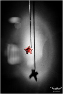 Risiera di San Sabba, Trieste. Stella partigiano rinvenuta nelle celle di prigionia. Giorno Della Memoria, 27 Gennaio.~ © Luca Cameli Photographer