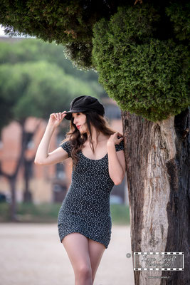 Carlotta Galmarini, Roma. © Luca Cameli Photographer