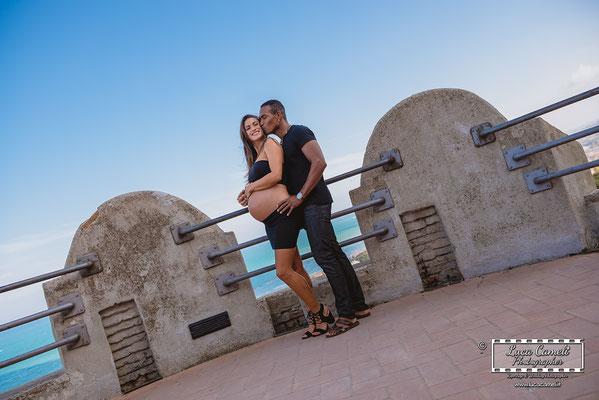 Boris, Silvia e Asia - Premaman ~ Grottammare