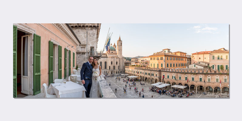 Daniele & Eleonora - W gli sposi! Ascoli Piceno. © Luca Cameli Photographer