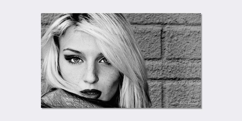Alice Pagani - Portraits Photo, San Benedetto del Tronto. © Luca Cameli Photographer