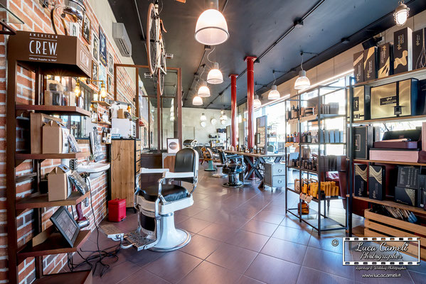 Masmau Salon Parrucchieria - San Benedetto del Tronto. © Luca Cameli Photographer