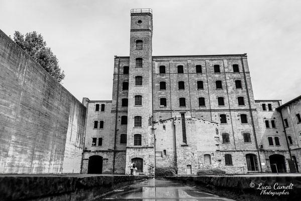 Impronta Indelebile - Risiera di San Sabba, Trieste. Selezionato da ArtFund - Maco Museum. © Luca Cameli Photographer