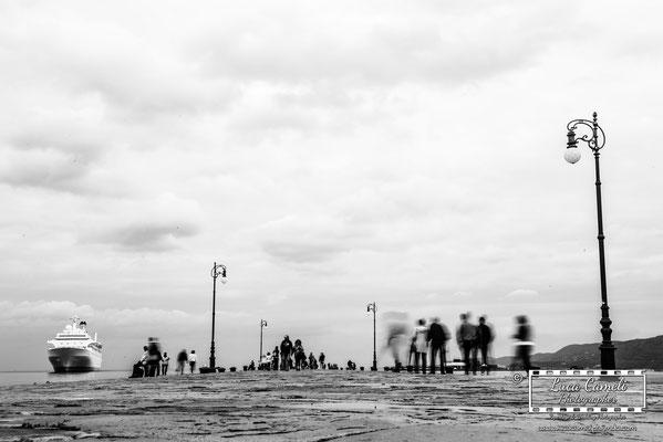 Trieste - Molo Audace. © Luca Cameli Photographer