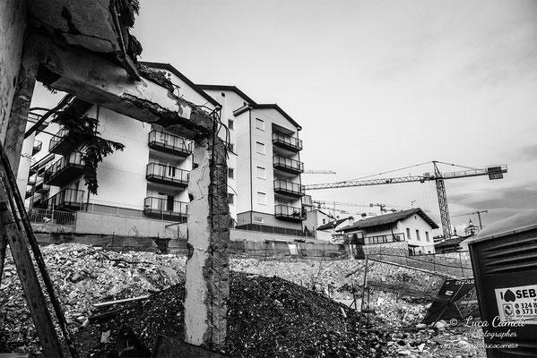Terremoto L'Aquila 10 Anni Dopo, zona rossa