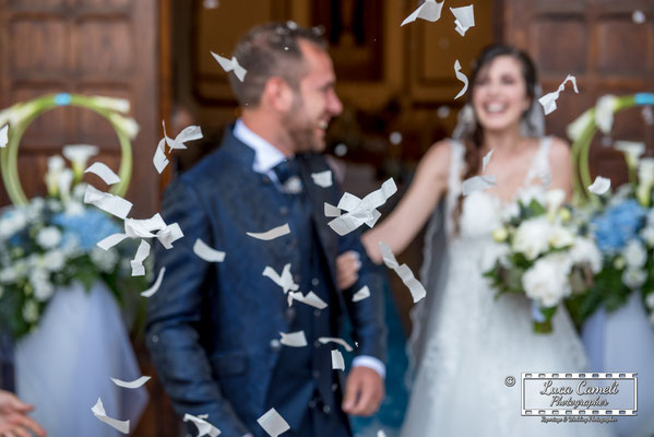 Wedding Photo: Pierluigi  & Martina ~ Just Married!