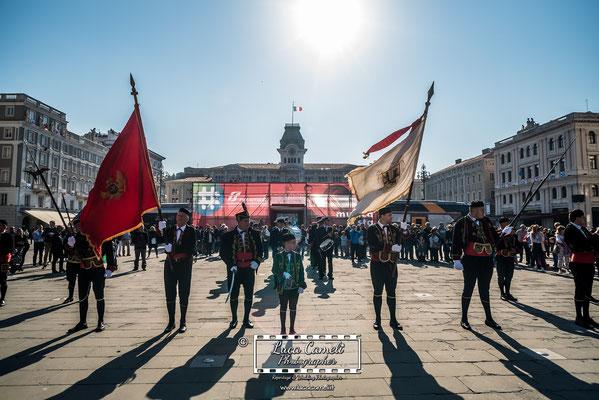 Trieste - Barcolana50, Piazza Unità d'Italia