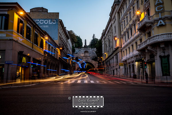Trieste - Barcolana50, Regata Barcolana, Piazza Goldoni, Scala dei Giganti