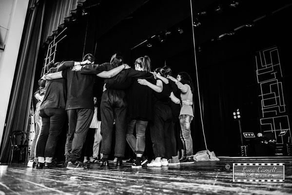 """Teatro delle Energie, Grottammare.  """"Life"""" Accademia Di Teatro di Eugenio Olivieri (06/2019). © Luca Cameli Photographer"""
